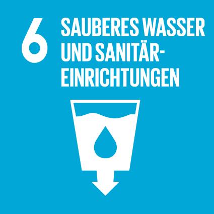 Hep Monatzeder Website SDGs sauberes Wasser Vorderseite