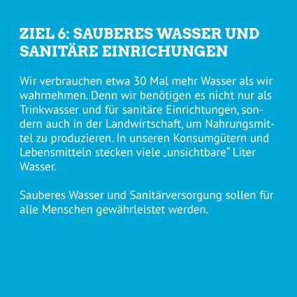 Hep Monatzeder Website SDGs sauberes Wasser Rueckseite