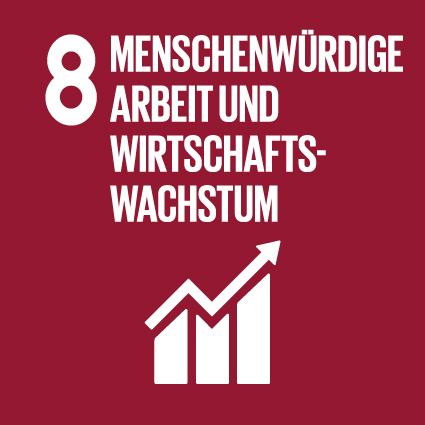 Hep Monatzeder Website SDGs Wirtschaftswachstum Vorderseite