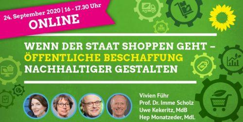 Online Podiumsdiskussion am 24.09.2020_Nachhaltige_Beschaffung